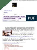 A maldade e a bondade dos homens maus – Ensaio sobre o Bem e o Mau _ Portal da Teologia.pdf