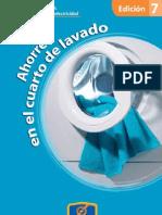 Edición 7 CUARTO DE LAVADO