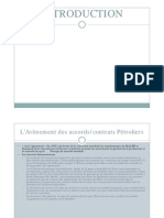 Legislation Et Fiscalit Ptrolire