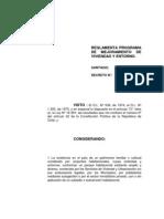 DS 24 Progr Mejoramiento de Viviendas y Entorno