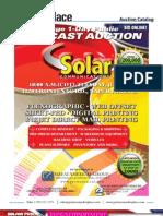 Solar Communications