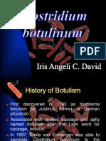 6. Clostridium Botulinum