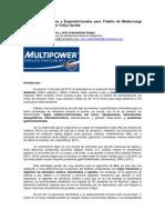 Planning Nutricional Multipower Trisur Sevilla