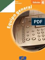 Edición 4 EQUIPO GENERAL