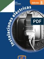 Edición 5 INSTALACIONES ELÉCTRICAS