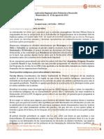 Anotaciones #CRPD2013 - 11