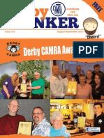 Camra Derby Drinker AUGUST/SEPTEMBER 2013