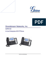 Gxp2124 Usermanual English