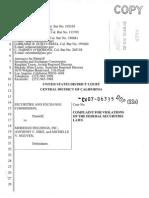 SEC vs Meridian 2007 Complaint 20318