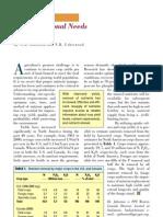 2002. Crop Nutritional Needs