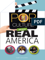 Pop Culture Versus Real America English Language Learners