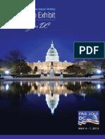 2013 PAS Invitation to Exhibit- Washington