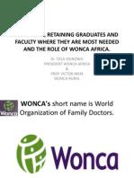 Wonca Africa