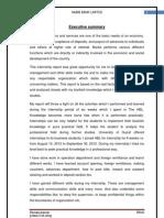 Fari Final Internship Report