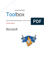 Programa Toolbox Extendido 2013