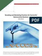 Branding Marketing Practices Successful Insight 2012