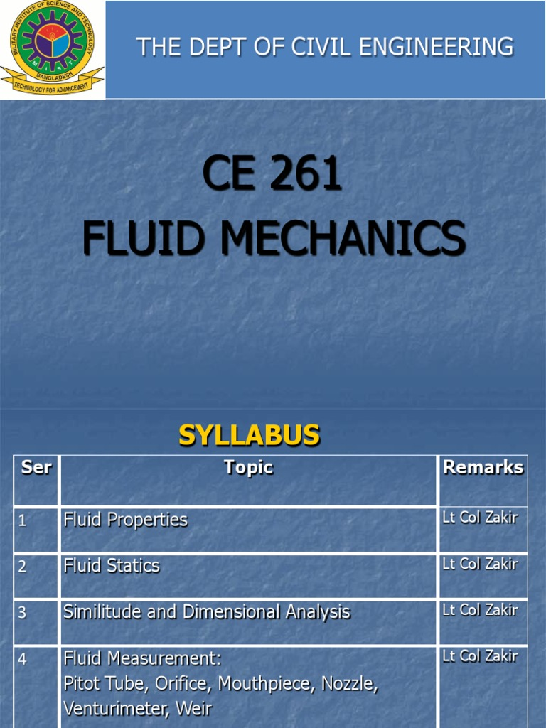 Chapter 1 Fluid Properties | Viscosity | Liquids