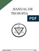 Um Manual de Teosofia Editado