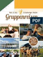 Gruppenreisen in der Lüneburger Heide