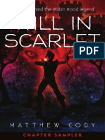Will in Scarlet by Matthew Cody | Chapter Sampler