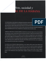Arte, Sociedad y Bienal de La Habana