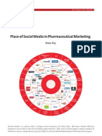 Place of Social Media Pharmaceutical Marketing Insight 2012