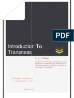 Introduction to Transness