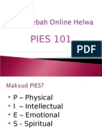 Pies 101