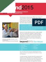 Appendix 1- Beyond 2013 Messaging Paper August 2013.pdf