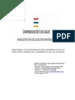 REV Comienzo Informe Universidad