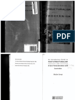 An Introductory Guide to Post-Structuralism and Postmodernism  Madan Sarup