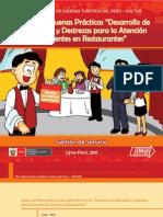 Gestion Servicio Atencion Restaurantes