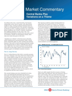 Harris Private Bank ( part of BMO )  Market Commentary - August 2013