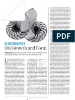 On Growth and Form Review