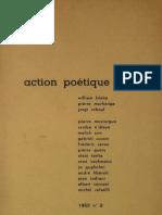 Action Poétique n°2