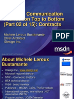 MSDN Webcast- Windows Communication Foundation Top to Bottom (Part 02 of 15)- Contracts (Level 200)