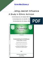 Understanding Jewish Influence