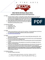 All State Music Clinic Performance Details for Web (1)