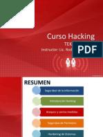 Curso Hacking Dia 1(27-Abril-13)