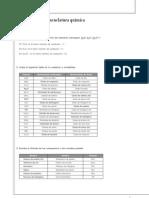 61841175 Quimica Ejercicios Resueltos Soluciones Formulacion y Nomenclatura