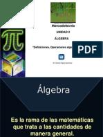 2°MEDIO ALGEBRA