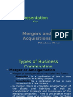 Merger & Acquisition