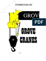 Reeving Information Grove Cranes