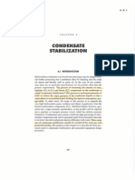 Condensate Stabilization