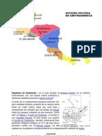 Americas Mapas Con Informacion