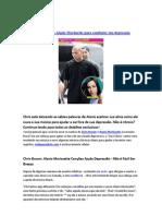 Chris Brown Escuta Alanis Morissette para combater sua depressão