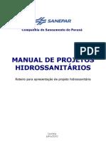 Manual de projetos hidrossanitários