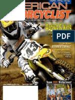 American Motorcyclist Dec 2007