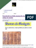 Encontrado na Itália manuscrito da Torá mais antigo do mundo _ Portal da Teologia.pdf