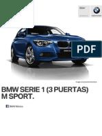 Ficha Tecnica BMW 118i 3 Puertas M Sport Manual 2014